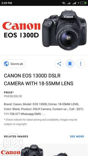 Camera on rent. available here