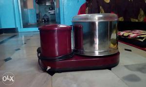 Not yet used vijay lakshmi Brande grinder in good