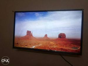32 Sony Brand new Black Flat Screen Led TV Box pack with