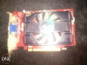 AMD HD redon  DDR 3. 2gb call o