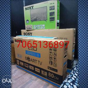 All brand Sony LED TV full warranty 1 year seal pack