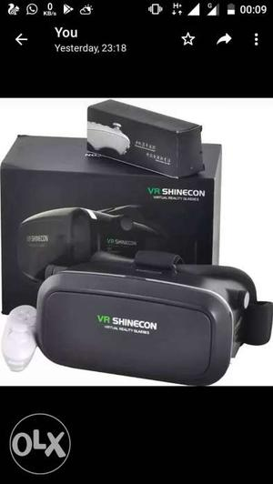 Black VR Shinecon Headset With Box Screenshot