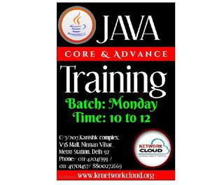 Core Java Training in Delhi