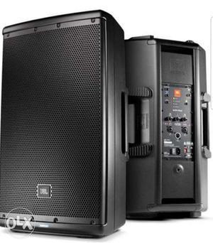 JBL EON-inch 2-Way Stage Monitor Powered Speaker