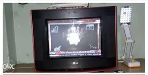 LG Crt TV in good condition
