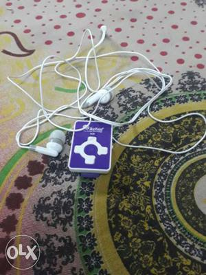 Mp3 with headest And 1 day use
