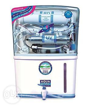 New White Aqua Guard Water Purifier