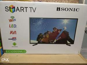 "New isonic 32"" Smart led TV Full HD 1 year"