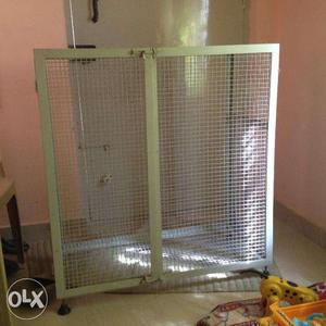 PET CAGE (steel cage power coated)