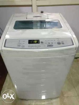 Samsung airturbo top load washing machine with free home