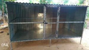 Simple Hen cage