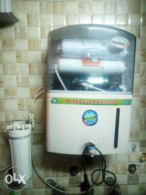 Water purifier RO excellent condition 1 year used with new