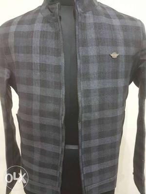 Branded 100%pure cotton jacket. premium quality.