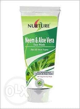 Nurture Neem face wash