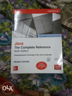 Java The Complete Reference Ninth Edition