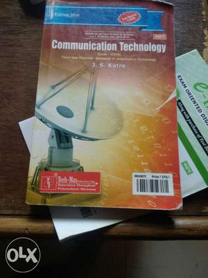 This is My Communication Technology Book For