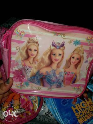 Barbie sling bag for girls