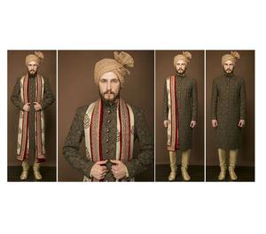 Get Best Indian designers for Sherwani in Noida, Delhi Ncr