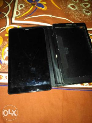 Micromax canvas tab in good condition. With