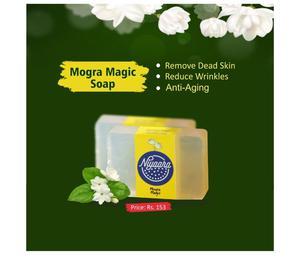 Mogra Magic Soap Nagpur