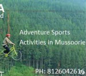 Mussoorie Adventure Park Dehradun