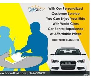 Cab Service in Kolkata - Bharat Taxi Kolkata