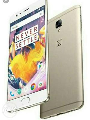 Oneplus 3t it is a great condition phone