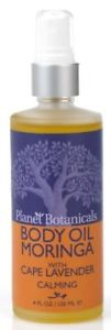 Planet Botanicals African Fruit Body Oil Moringa With Cape