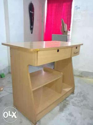 Computer table in good condition. 2 year old.