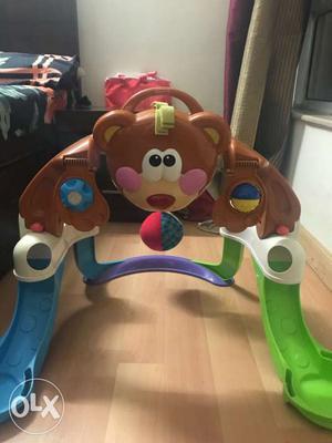 Fisher Price Baby Play Gym - Bobbing Bear