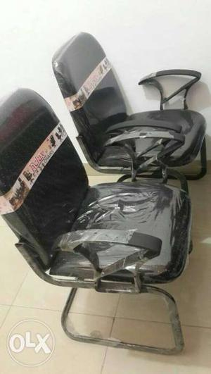 Two Office Chairs Set Only  Rudraaksh
