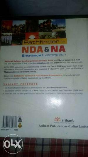 Book for NDA and for many other competitive