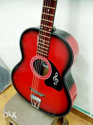 Branded acoustic guitar in wholesale price, pic