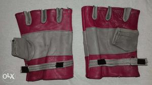 Genuine Leather Brand New HandGloves Pair