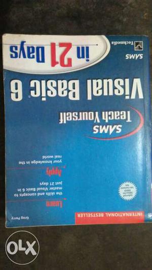 Sams Teach Yourself Visual Basic 6 In 21 Days Book