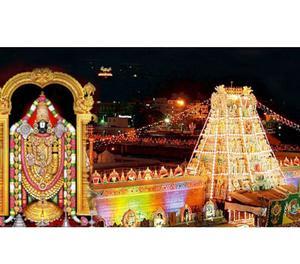 Chennai To Tirupati Darshan Tour Package