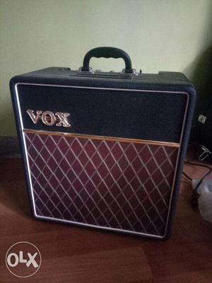 Vox ac4 C1 12 tube amp (guitar amp) 1 year old