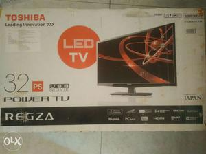 """32"""" LED TV very good condition (4 year old)"""
