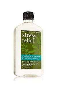 Bath & Body Works Stress Relief Eucalyptus Spearmint Body &