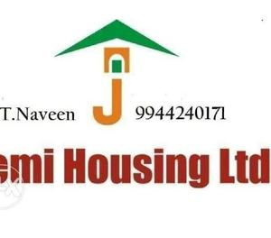 DTCP Approved plots for sale in Jemi Vishalakshi Nagar, Eray
