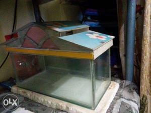 Small fish tank at just rs250 it's in Gud