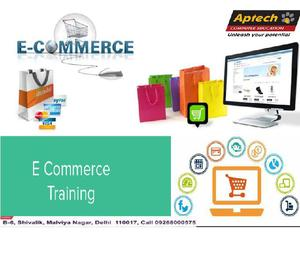 Top E-commerce Course Institute in India| Aptech Malviya Nag