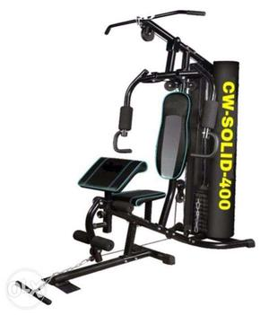 Complete body weight workout Multi position press handle