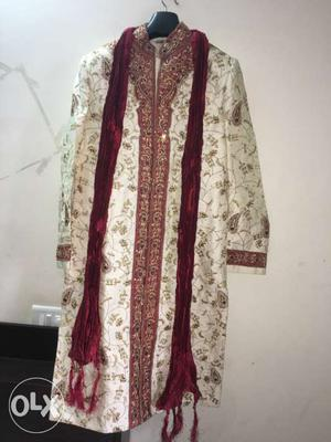 Brand New Manyavar Sherwani for sale