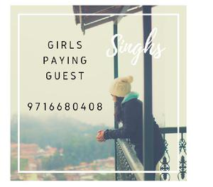 Singhs Girls Pg near Iffco chowk Galleria Market gurugram
