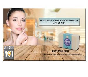 Goat Milk Soap Nagpur