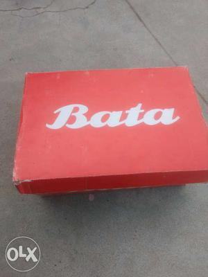 It's brand new bata pure white sports shoes not