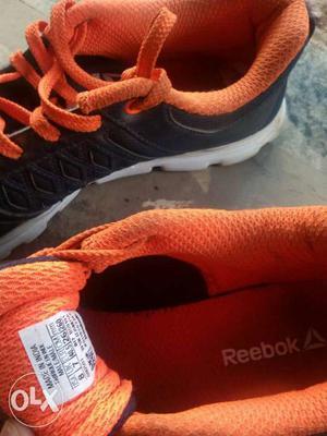 New Reebok box piece original shoes. only single