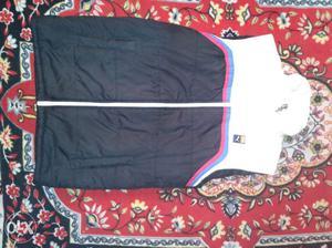 Original puma half jacket, L size in mint
