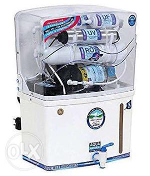Aqua Ro water purifier it's new free installation